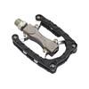 Xpedo Traverse XCF04AC Pedal schwarz